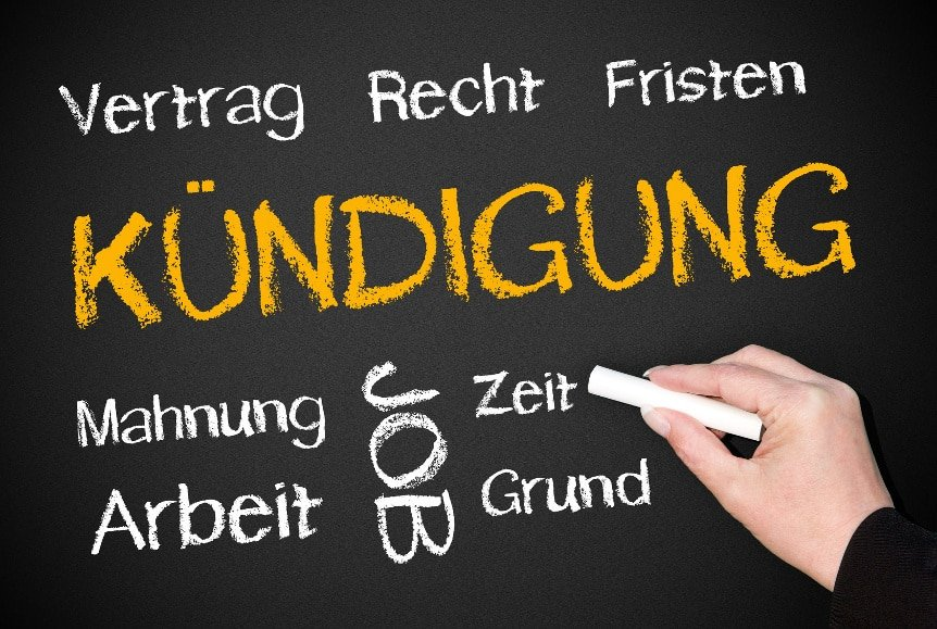 Arbeitsrecht Und Kündigungsschutz Ihr Rechtsanwalt In Kiel