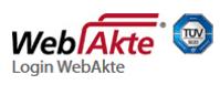 Login WebAkte